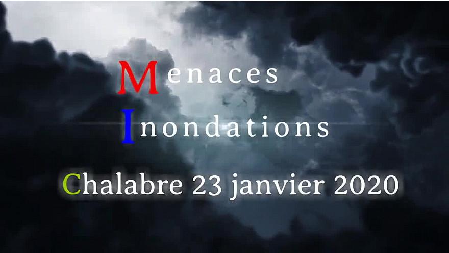 Chalabre : après la tempête  #aude @Occitanie #tempêtegloria #tvlocale.fr @smartrezo