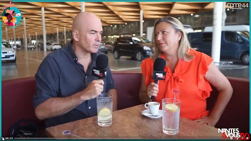 TV Locale Nantes sur Smartrezo :  7 octobre - Evenement Femme Cheffe au MIN de Nantes