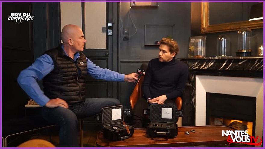 Nantes & Vous TV - Les Montres AKRONE - Rdv du Commerce