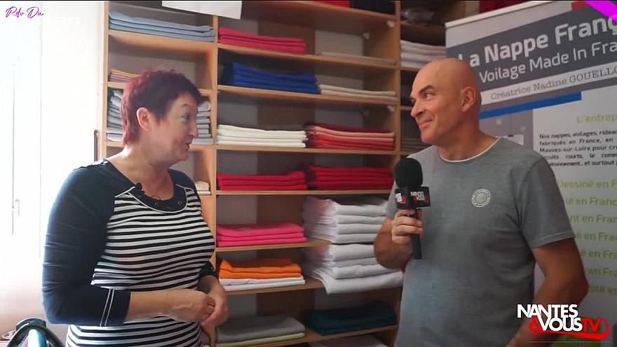 TV Locale Nantes sur Smartrezo : Dans les ateliers de la nappe Française